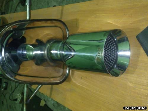 Насадки на глушитель со звуком как сделать
