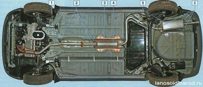 катализатор на ланос 1.5 цена фото